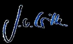 Unterschrift Jan von Wille